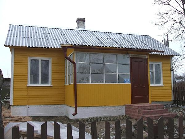 Сельская библиотека №23, аг.Марково