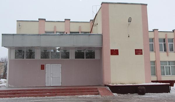 Сельская библиотека №14, д.Красное