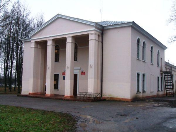 Сельская библиотека №15, аг.Березинское