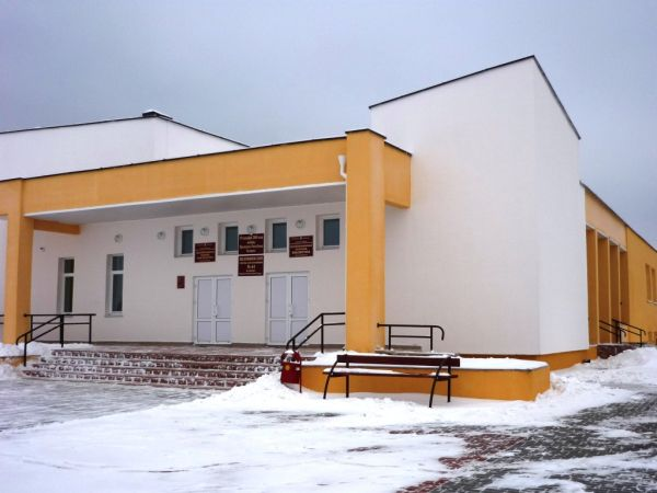 Сельская библиотека №39, аг. Видевщина