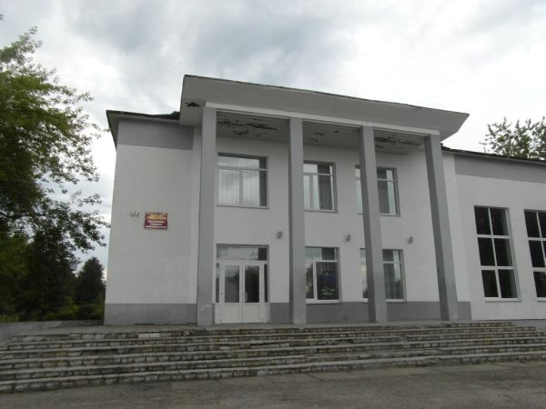 Сельская интегрированная библиотека №16, аг.Засковичи