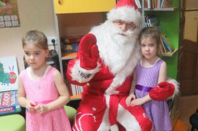 Рождество для дошкольников