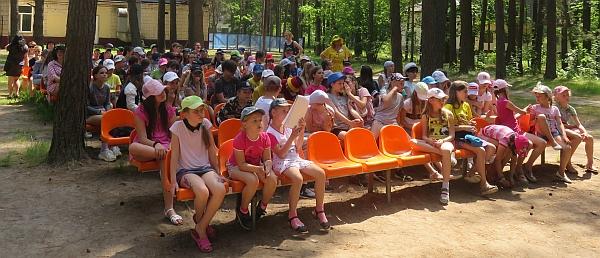 Мероприятия в ГУ «Молодечненский детский оздоровительный лагерь «Иволга»
