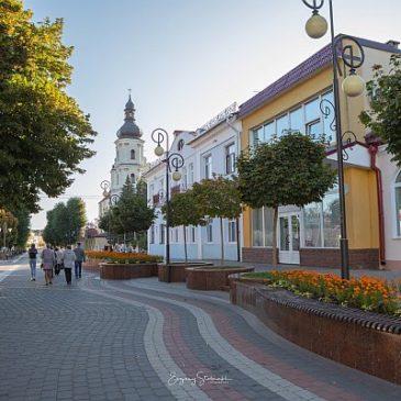 Экскурсия в Пинск
