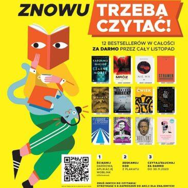 Aкцыя Czytaj PL 2020!